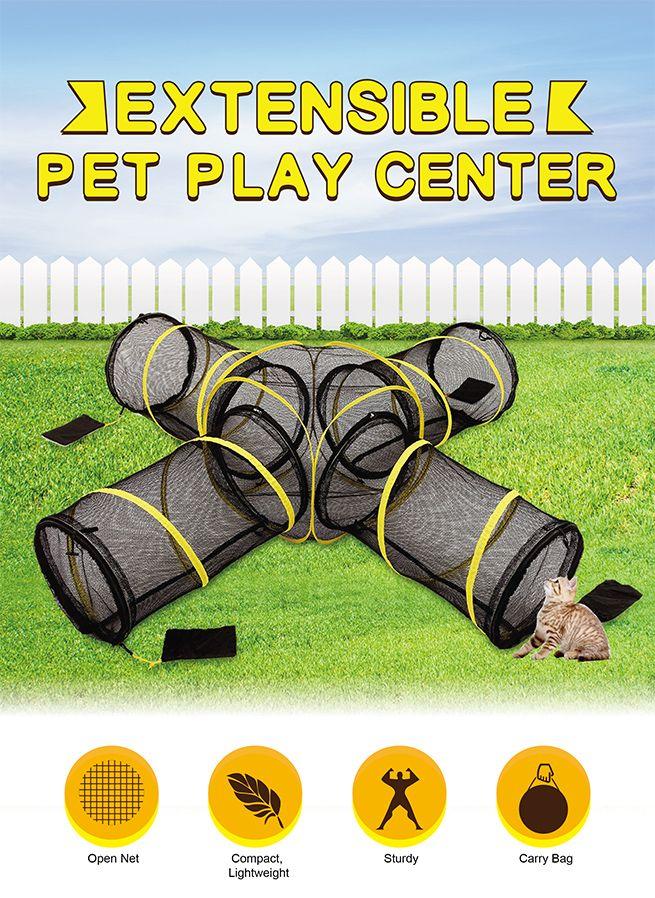 Outdoor Cat Play Center Crazy Sales
