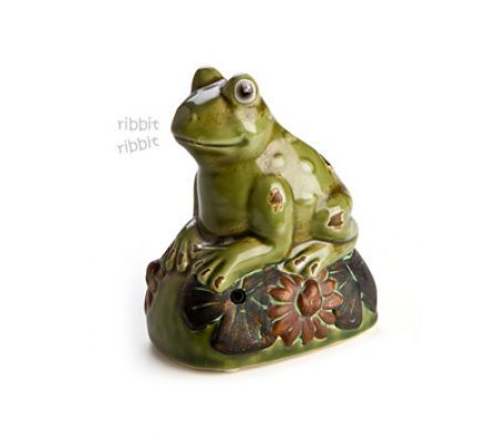 Motion Activated Croaking Frog Crazy Sales