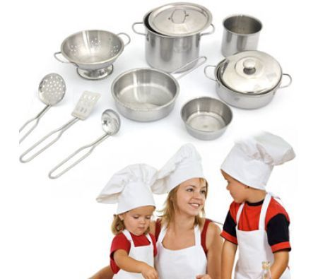 My First Kitchen Cook Set