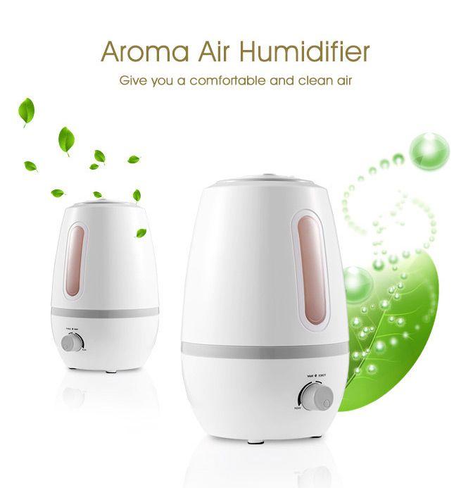 2 3l ultrasonic air humidifier crazy sales - Humidifier l air naturellement ...