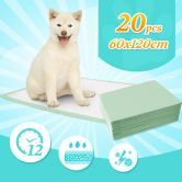 Large Puppy Training Pads Green Dog Toilet