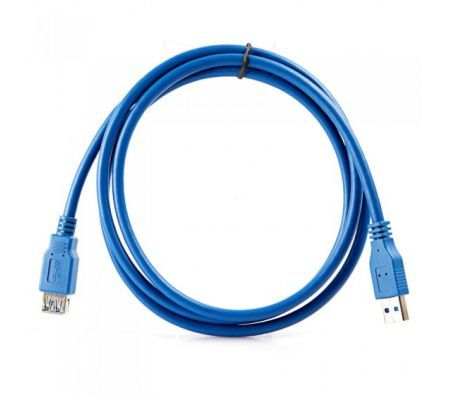 1.5m/5ft USB 3.0 A Male to Female Extension Data Sync Cable Cord 5Gbps