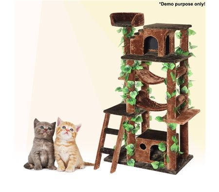 Deluxe 160cm Cat Activity Tree