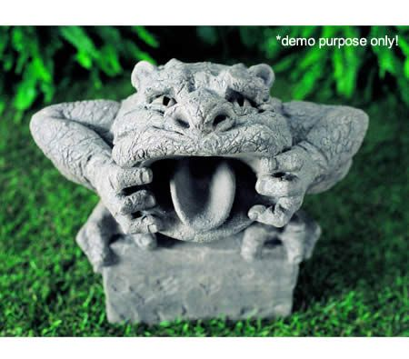 Garden Artistry Statue Backyard Decoration Cast Poly Resin