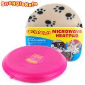 Snugglesafe Microwave Heatpad for Pets