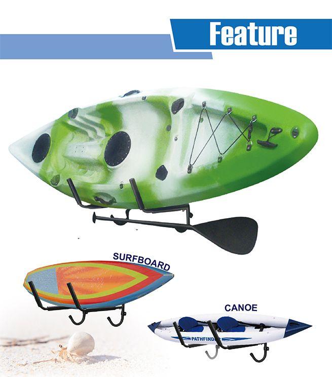 Heavy Duty Kayak Canoe Storage Rack