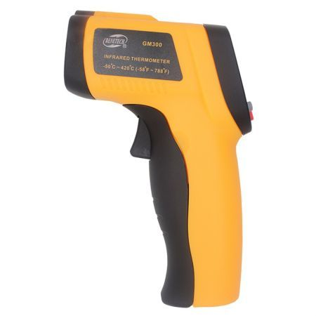 Non-Contact IR Infrared Digital Temperature Gun Thermometer Laser Point GM300