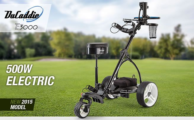 DuCaddie Electric Golf Buggy Cart