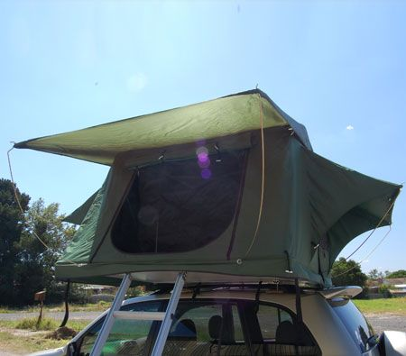 Car Rooftop Camping Tent/Camper for 4WD Rack or Trailer