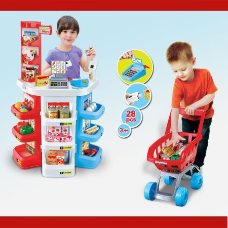 Super Store Play Set