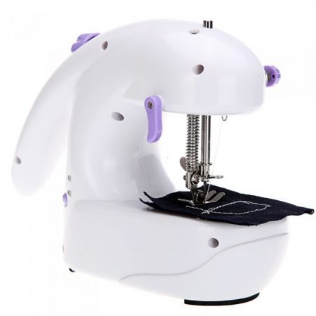 computer operated sewing machine