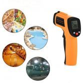 -50~550 Degree Digital Infrared IR Thermometer Laser Gun Point LCD Digital Display