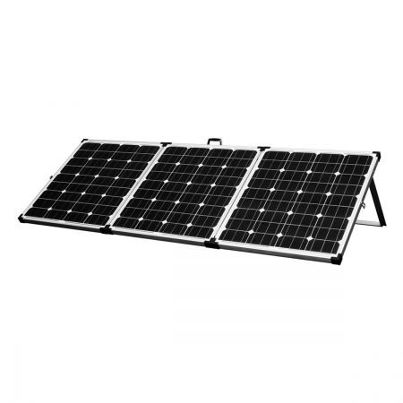 Free Shipping! 240W Folding Solar Panel Kit