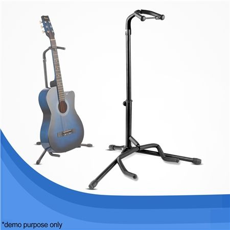 Folding Electric Acoustic Bass Tripod Guitar Stand