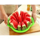 Stainless Steel Melon Cantaloupe Watermelon Slicer/Cutter
