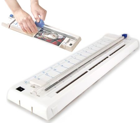 Styled Accurate Light-Up Paper Craft Cutter | Crazy Sales