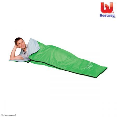Free Shipping!Bestway 4-in-1 Fold 'N Rest Inflatable Camping Bed