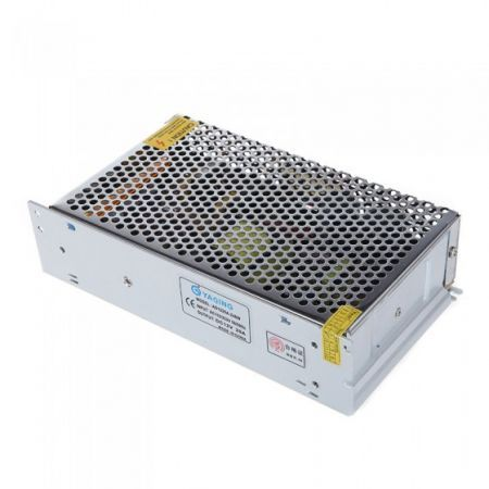 ac 115v 230v to dc 12v 20a 240w voltage transformer switch. Black Bedroom Furniture Sets. Home Design Ideas