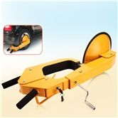 Heavy Duty Car Vehicle Wheel Clamp Lock for Cars Trailers Caravans and light Commercial Trucks