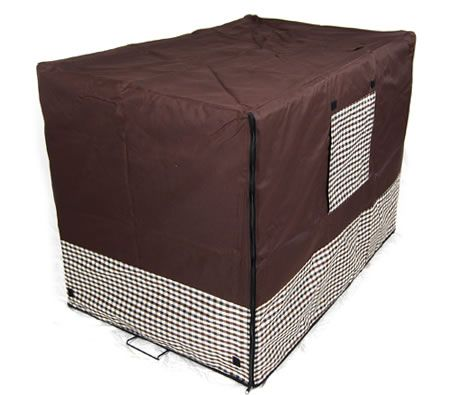 Dog Pet Crate Cover Cage Covers Puppy Travel Cat Carrier