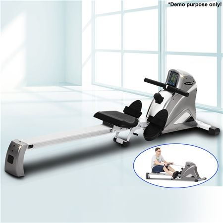 Resistance Exercise Rowing Machine