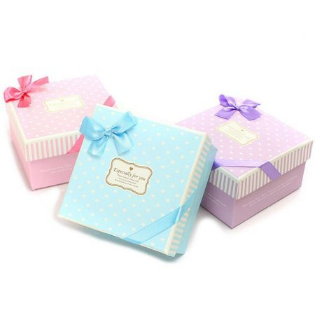 Gift Boxes Case For Wedding Party Xmas Birthday Present Jewelry Ring Earrings Wrist Color Random