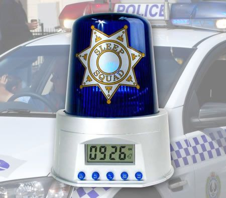 Police Alarm Clock Toy Collectables Amp Novelty
