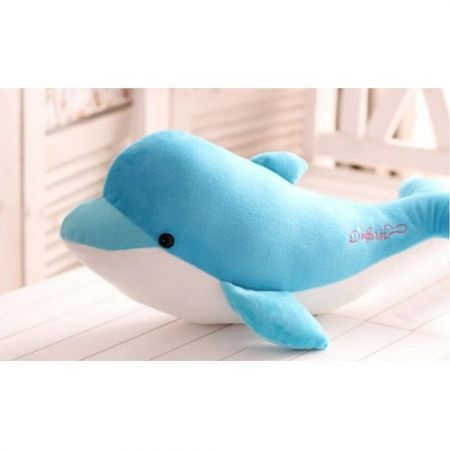 Cute Sea World Dolphin Plush Doll Toy Collection