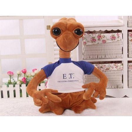 Fashion ET Alien Plush Doll Toy Collection Decoration Plaything for Kids Children