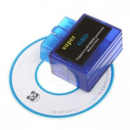 1 5 Super Mini ELM327 Bluetooth OBD2 OBD-II CAN-BUS Diagnostic Scanner Tool