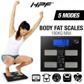Digital Bathroom Smart Scale - 180kgs