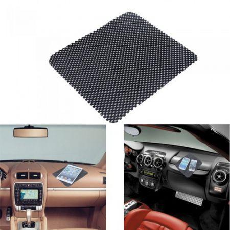 Car Non Slip Dash Mat Dashboard Phone Coin Sunglass Pad