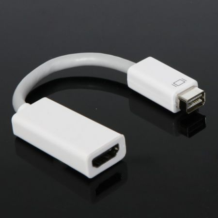 Mini DVI To HDMI Video Adapter Cable For iMac Macbook