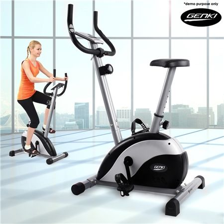 Genki Magnetic Exercise Bike 5kg Flywheel Crazy Sales