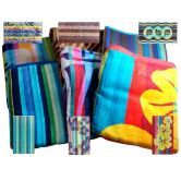 Extra Large Beach Towel Assorted Pack of 6