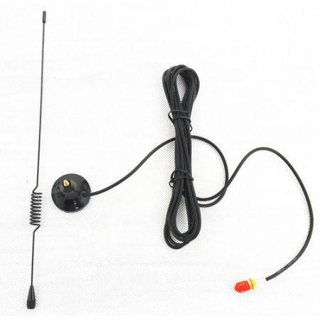 NAGOYA UT102 Car Mobile Antenna for BAOFENG UV5RA Plus UV5R Plus UV3R+Plus