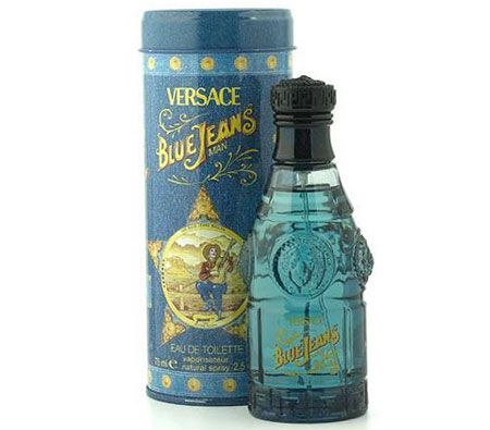 Blue Jeans By Gianni Versace Edt 75ml Fragrance For Men