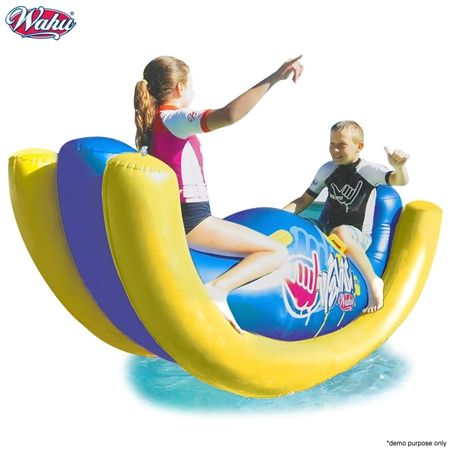 Wahu Inflatable Pool Seesaw Rocker