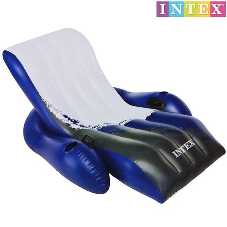 Intex Floating Recliner Pool Lounge Crazy Sales