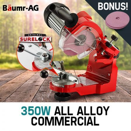Baumr-AG All Alloy Pro-Series 350W Electric Chain Sharpener