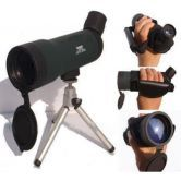 New spotting scope20X50 Power Monocular Telescopes with Tripod outdoor