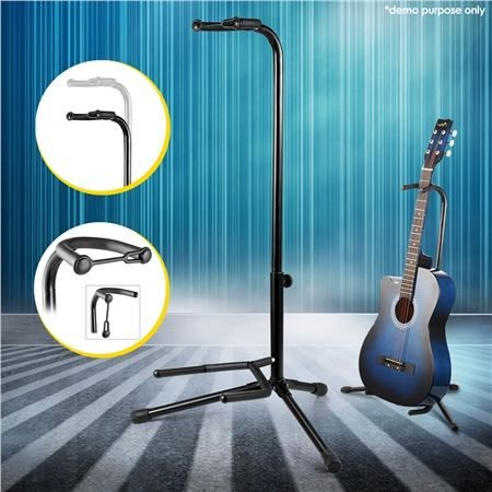 Folding Electric Acoustic Bass Guitar Stand