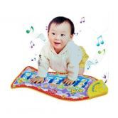 Baby Children's Piano Music Fish Animals Play Fun Toys