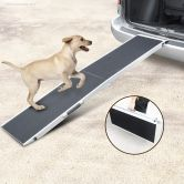 Extra Large Aluminium Pet Ramp with Non-Slip Surface