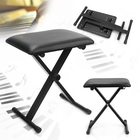 Adjustable Folding Keyboard Piano Stool  sc 1 st  Crazy Sales & Adjustable Folding Keyboard Piano Stool | Crazy Sales islam-shia.org
