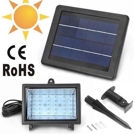 Ultra Bright Solar LED Outdoor Garden Spot Light