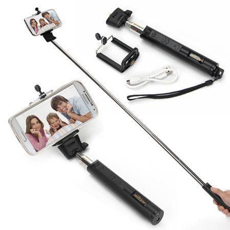 4 button handheld extendable bluetooth selfie stick crazy sales. Black Bedroom Furniture Sets. Home Design Ideas