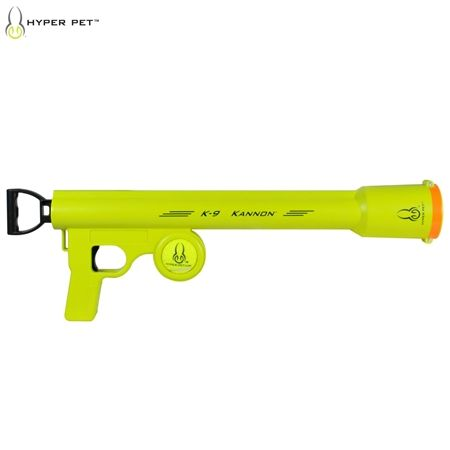 Hyper Pet K-9 Kannon Tennis Ball Launcher Dog Toy