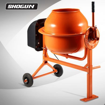 Shogun 70L Portable Cement Mixer