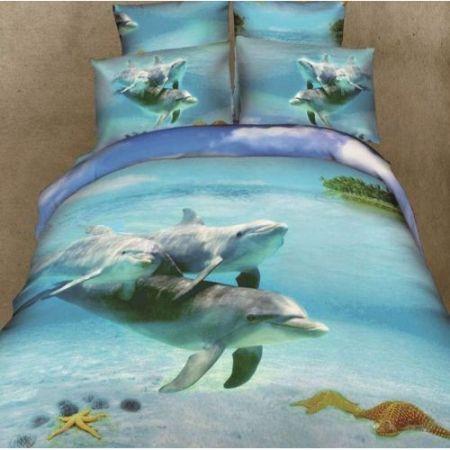 3d Bedding Quilt Doona Duvet Cover Bed Sheet Pillowcase